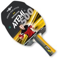 T.T.bat Atemi 500 Concave 2 star ITTF
