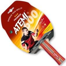 T.T.bat Atemi 600 Anatomic 3 star ITTF