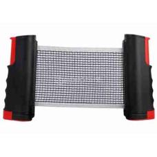 Netpost-set tabletennis Plastic ABS