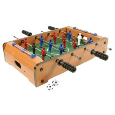 Soccer game tabletop Mini wood 20 inch/50cm.