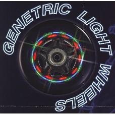 Wieltje m.LED rood/groen v.step m.lagers