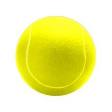 Tennisball Mega 20 cm yellow inflatable