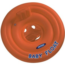Swim Ring Baby Float orange 76 cm.