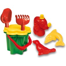 Bucket set watering/sifter/shape/scoop/rake * expected spring *