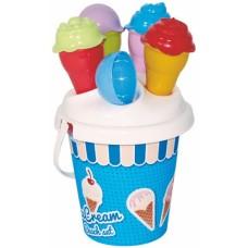 Beach set Bucket Ice Cream