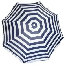 Parasol 160 cm, streep design UV * uitverkocht *