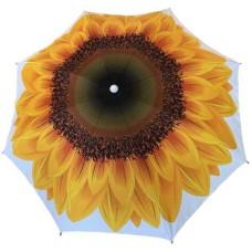 Parasol 180 cm, Zonnebloem met UV * uitverkocht *