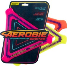 AEROBIE-Orbiter triangular boomerang