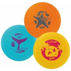 Frisbee 110 gr.Malibu 3 color.ass Wham-O - VP 3