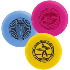 Frisbee 130 gr.Pro-Classic 3 kl.ass.Wham-O