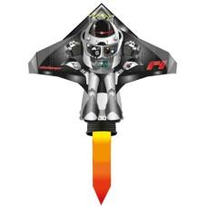 Vlieger Delta Challenger 1lijns 100x137 cm.