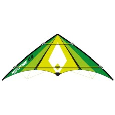 Kite Spitfire 0.8, 82 x 37 cm. Knoop Kites