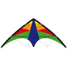 Vlieger Delta Stunt Pilot 2 lijns Knoop