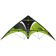Kite Air Glider Delta 135x65 4mm fiber Knoop
