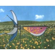 Windspel VIS 4 model.ass.kleur staartlin