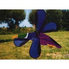 Windgame Duck, purple
