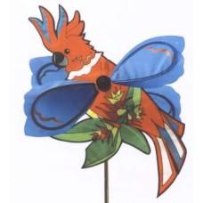 Windgame Parrot nylon appl. Knoop