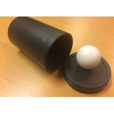 Roulette Ball 12 mm. Plastic. p.6