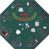 Pokeropzettafel 8hkg.vouwb 125x125x2.5cm * Verwacht week 32 *