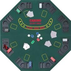 Pokeropzettafel 8hkg.vouwb 125x125x2.5cm.