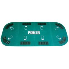 Poker-Tabletop large 180 x 90 cm. foldable