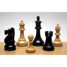 Chessmen Staunt.6 Jacq. Palm/Bl.DW/F 93mm.HOT * delivery time unknwon *