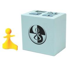 Paco Sako Vredes schaak stukken Geel