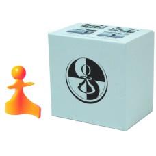 Paco Sako - Peace Chess Orange