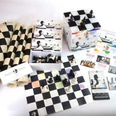 Paco Sako Peace chess Starting Package.