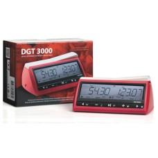 Schaakklok DGT 3000 Digitaal Rood