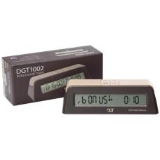 Schaakklok DGT 1002 Digitaal Bruin Bonus