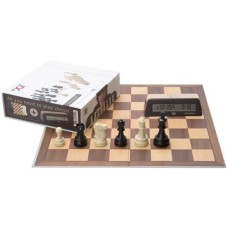 Chess-Set DGT Brown Box board/pieces * Expected in June *