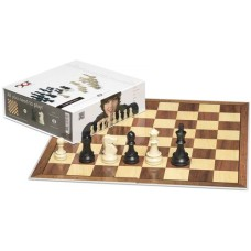 Chess-Set DGT Grey box board/pieces