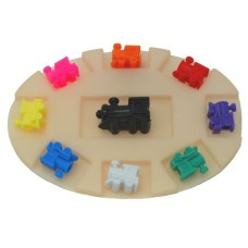 Domino Mexican Train extension set
