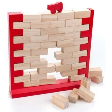 The falling wall game