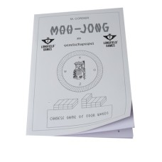 Mah-Jong rule book Dutch