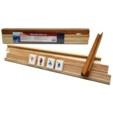 Mah-Jong rails-set small 4 pcs.40x2 cm.