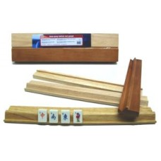 Mah-Jong rails-set large 4 pcs.40x5cm.
