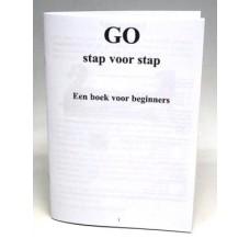 GO-Spelregelboek Stap voor stap 48 blz.