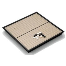 Go cassette magnetic plastic black 25 cm.