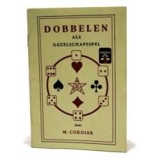 Dobbel-spelregelboekje nederlands