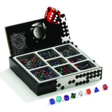 Starter Box 8 models acrylic/300 dice * delicery time unknown *