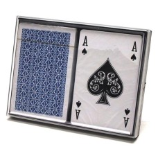 Playing cards 100%.plastic.LONGF.Dubbel