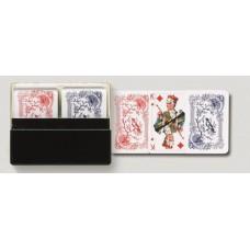 Patience-kaarten-Set mini 1/4 Piatnik