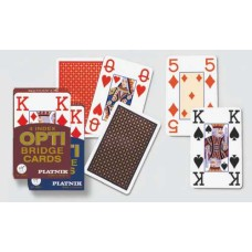 Playing cards OPTI Bridge Large index Piatnik