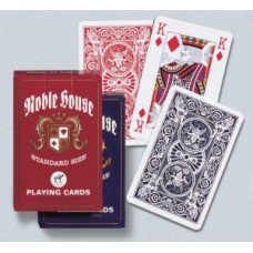 Playing cards plastified.Piatnik NOBLE HOUSE