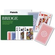 Playing cards set dubble Bridge Piatnik