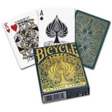 Poker cards Aureo Premium Bicycle USA
