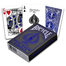 Poker cards Metallux Blue, Bicycle USA * expected end of September *