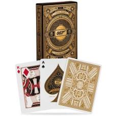 Poker cards James Bond 007, Bicycle USA